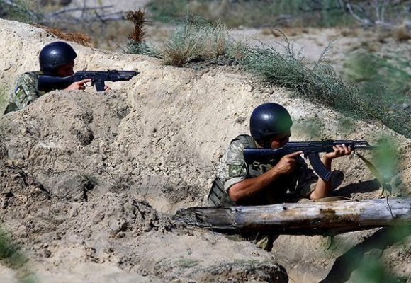 На Донбассе боевики за сутки 17 раз обстреляли силы ООС