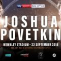 Боксерский бой Джошуа — Поветкин в Лондоне: онлайн-трансляция боя