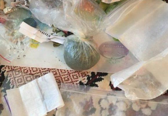 В Винницкой области СБУ изъяла наркотики на 500 тыс. гривен