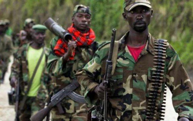 В Конго произошла атака на город, погибли 18 человек