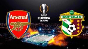 «Арсенал» — «Ворскла»: Онлайн-видеотрансляция матча