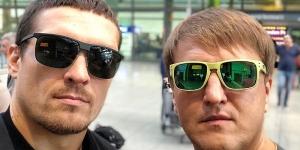 Усик решил поддержать «русского витязя» Поветкина в поединке с Джошуа