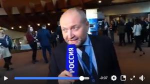 Россияне вырезали из ТВ-эфира полное заявление Березы про Путина: полное видео взорвало Сеть