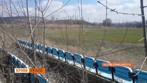 А потом пришла Россия: в Крыму показали, как выглядит разграбленная оккупантами «Таврия» – удручающие кадры