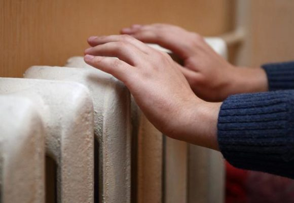 В Краматорске в жилых домах отключили отопление