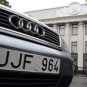 Верховный суд признал законным использование автомобилей на еврономерах