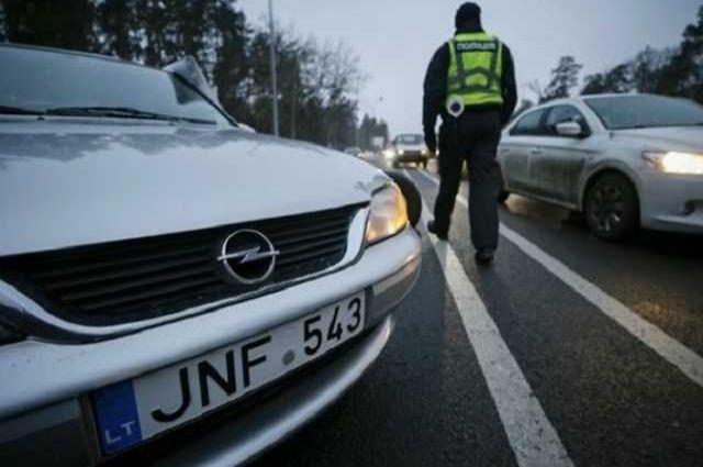 Рада повысила штрафы за «просроченные» автомобили на еврономерах: детали