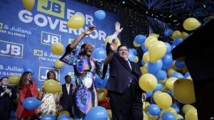Выборы в США: в двух штатах губернаторами избраны американцы украинского происхождения — кадры