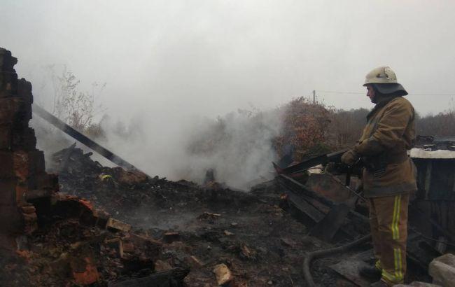 С начала года во время пожаров в Украине погибли почти 1,4 тысячи человек