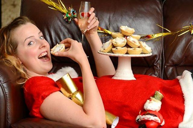Худеем к празднику: топ-5 экспресс-диет к Новому году