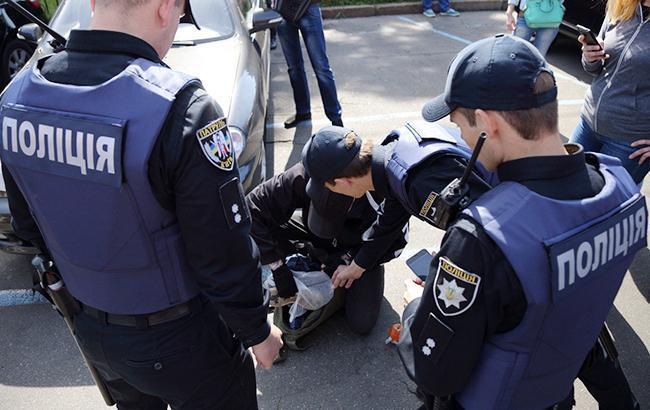 Полиция Киева прекратила деятельность подпольного казино