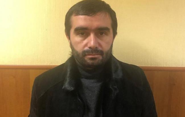 Полиция выдворила из Украины «вора в законе»