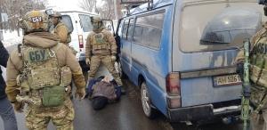 Стало известно о задержании агента российских спецслужб, готовившего теракты на президентских выборах,  – кадры