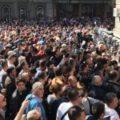 Десятки тысяч сербов штурмуют дворец друга Путина Вучича, дни президента сочтены – кадры