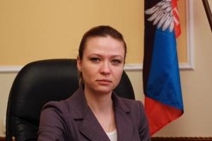 »Методичка» Кремля заставила «министершу» «ДНР» признать Донбасс частью Украины — соцсети не могут поверить