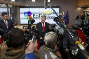 """Порошенко в Брюсселе сделал громкий анонс об отношениях с ЕС — Украине дано добро на «четыре союза"""""""