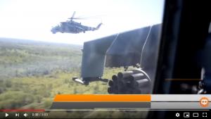 ВСУ внезапно подняли в воздух боевые вертолеты «Ми-8» и «Ми-24»: видео мощных залпов