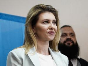 Елена Зеленская исчезла: последние три недели жену будущего президента Украины никто не видел
