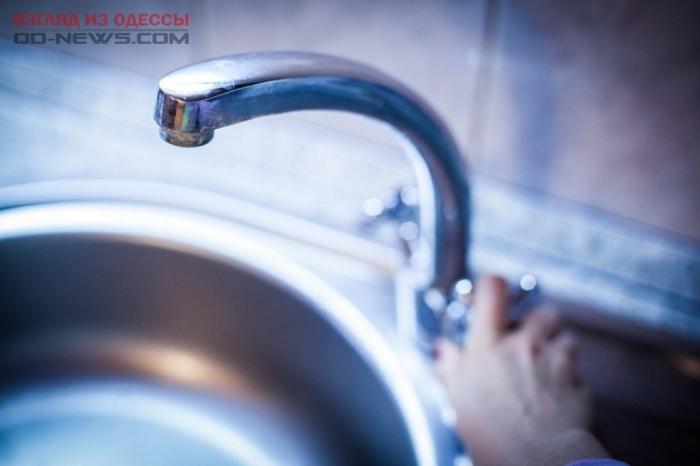 Многих одесситов в ближайшие дни оставят без воды
