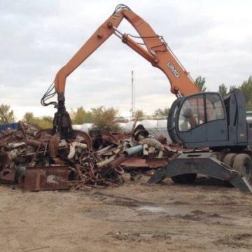 В Раде предлагают усилить наказание за нелегальный прием металлолома