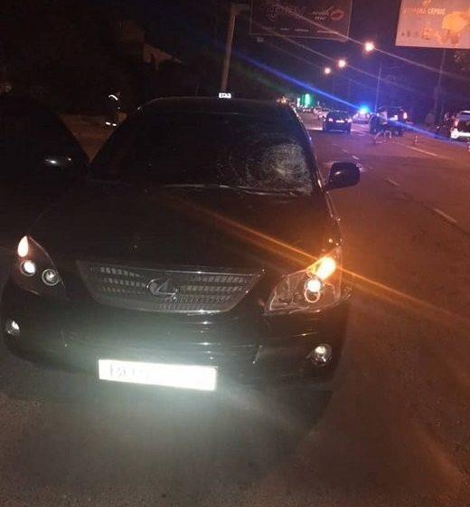 В Одессе в ночном ДТП пострадал человек