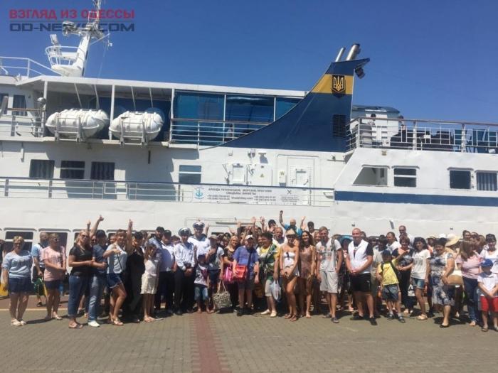 В Одессе медики проведут воскресный день в открытом море