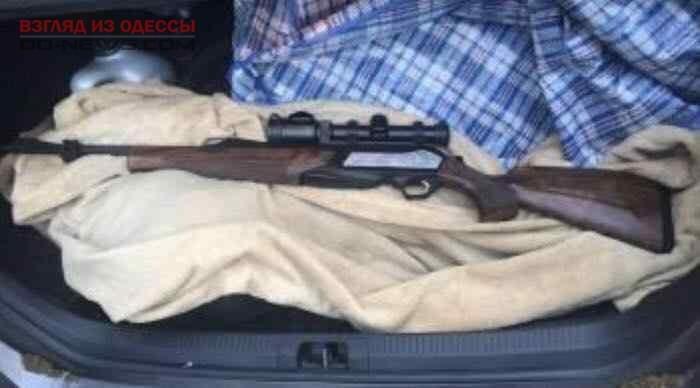 В Одессе разоблачили банду торговцев оружием