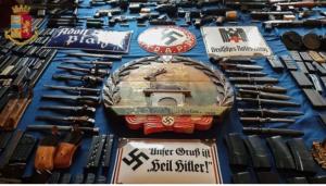 В Италии задержали трех боевиков «ДНР» — неонацистов с арсеналом оружия, достаточного для небольшой войны