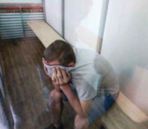«Шутка» с заложниками привела одесского террориста за решетку