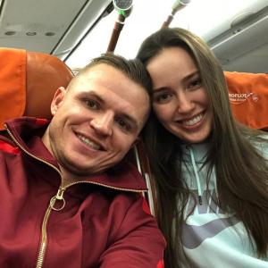 У жены футболиста Тарасова Анастасии Костенко внезапно возникли большие проблемы