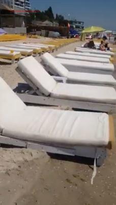 Одесситы возмущены расценками на одесских пляжах