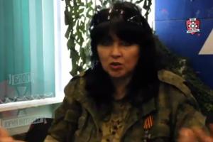 Корректировщица «ДНР» Багира вышла из подвала и требует у России: «Где мои деньги?» — нашумевшее видео