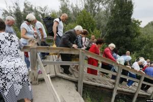 Попытка оккупации Станицы Луганской: жители Донбасса дали отпор террористам