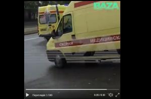 «Видимо, все очень хр*ново», — пострадавших в Северодвинске доставили в Москву: на видео заметили жуткую деталь