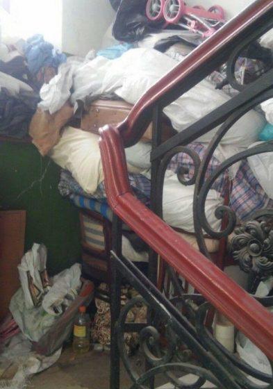 В Одессе горожане просят избавить их от действий соседа-мусорщика