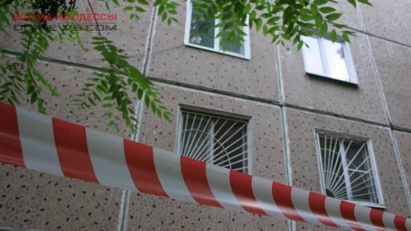 В Одессе мужчина скинул свою сожительницу с балкона