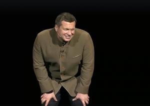 «Вся Украина будет наша», — кремлевский пропагандист Соловьев раскрыл коварный план своих работодателей — видео