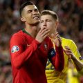 Роналду резко прокомментировал поражение Португалии в матче с Украиной: «Мы заслужили победу»