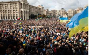 «Ужасно не хочется снова Майдан, но…» — Бирюков сделал мрачный прогноз после вече в Киеве