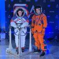NASA похвасталось уникальными скафандрами для долгих прогулок по Луне: видео костюмов астронавтов