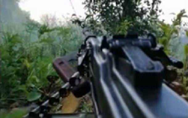 Бойцы ВСУ показали видео ближнего боя с россиянами — кадры