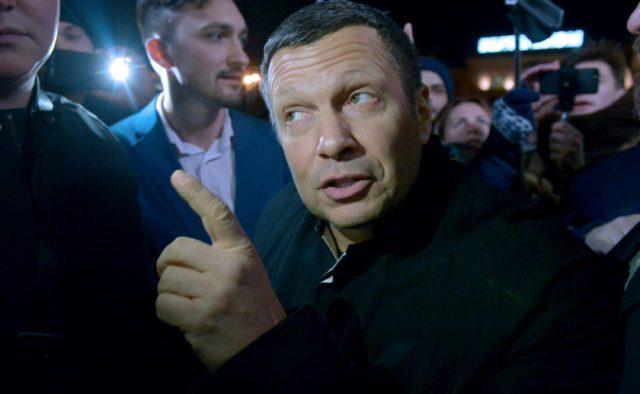 Владимира Соловьева поймали при бегстве в Италию — скандал набирает обороты