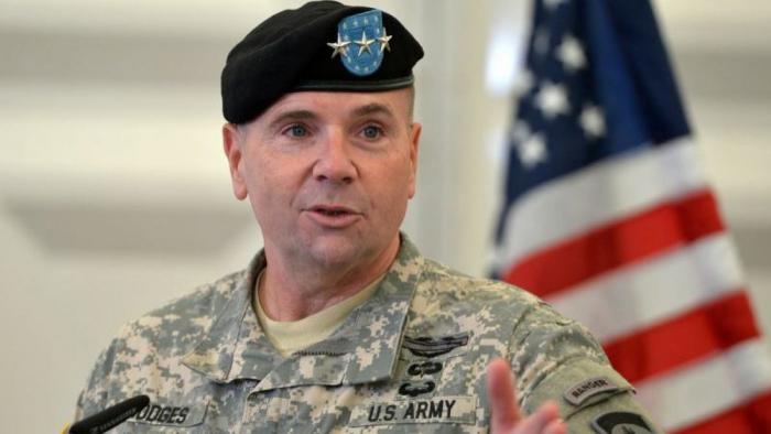 Генерал Бен Ходжес: «Россия может попытаться отрезать Украине выход к морю»