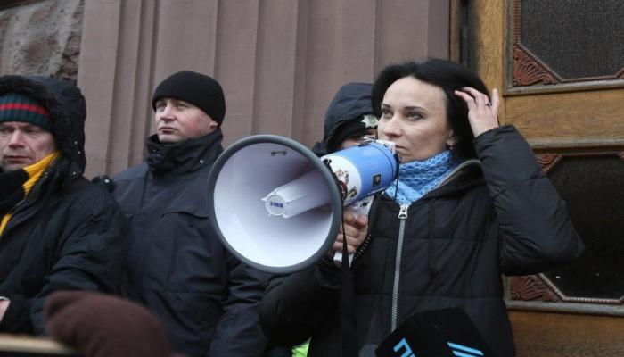 Березовец о допросе Маруси Зверобой в ГБР: «Все будет идти по накатанной схеме: сначала суд, потом арест»