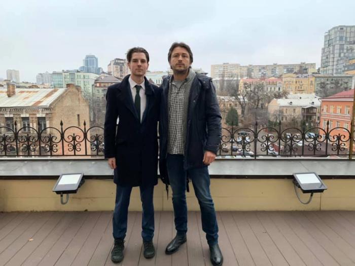 Притула обратился к Зеленскому: «Атака на Романа будет атакой на президента»