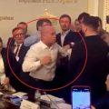В Раде вспыхнула крупная драка: что сделал Кива с криком «я вас на куски резать буду» — видео