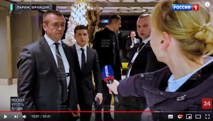 Появилось видео «интервью» Зеленского для росТВ: россияне ожидали увидеть совсем не это