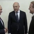 Путин подшутил над кумом Медведчуком в Петербурге: «Что здесь делаете, деньги делите?»