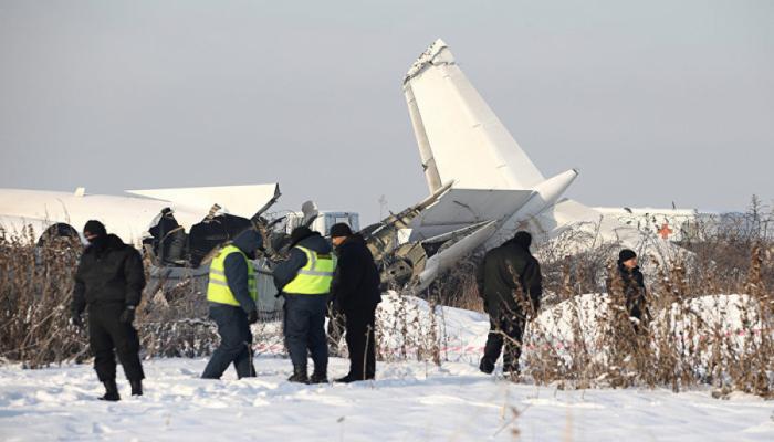 МВД Казахстана: «В рейсе Алматы — Нур-Султан погибло 15 человек, включая командира экипажа»