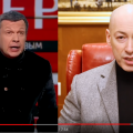Соловьев набросился на Гордона в эфире росТВ: ответ украинца вызвал восторг